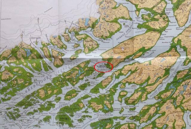 Gronlandsekspedition 2013 Kajaksnakken